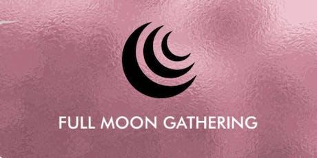 Full Moon Gathering @ Hoame - Buck Full Moon tickets