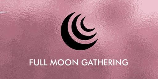 Full Moon Gathering @ Hoame - Harvest Full Moon