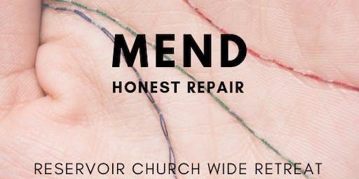 2019 Reservoir Church Wide Retreat