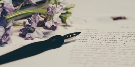 Writing For Wellbeing - National Writing Day tickets