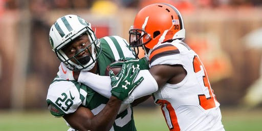 New York Jets vs Cleveland Browns New Orleans Watch Party