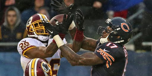 Chicago Bears vs Washington Redskins New Orleans Watch Party