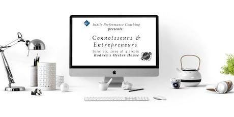 Connoisseurs and Entrepreneurs tickets