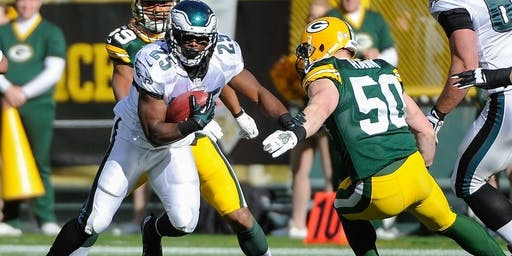 Philadelphia Eagles vs Green Bay Packers New Orleans Watch Party