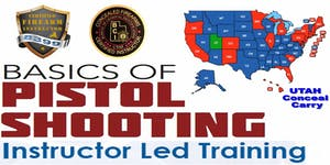 Combo Class SPL • Basic Pistol Safety & UTAH Conceal •...