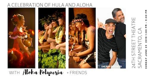 Aloha Polynesia & Friends: A Celebration of Hula and Aloha