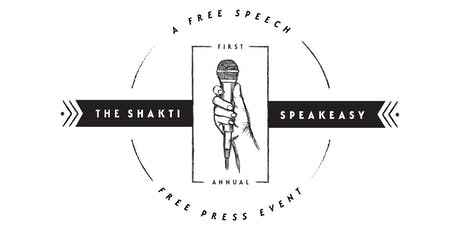 1st Annual Shakti Speak Easy tickets