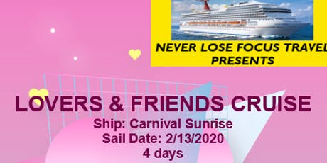 Lovers & Friends 2020 Cruise tickets