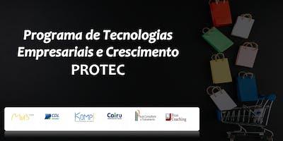 PROTEC - Programa de Tecnologias Empresariais e Crescimento