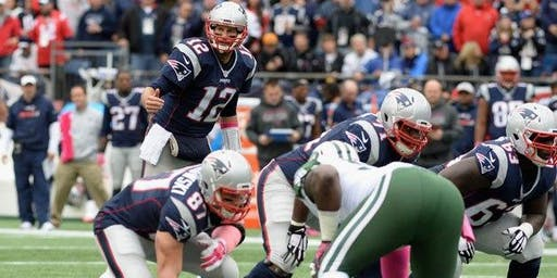New England Patriots vs New York Jets New Orleans Watch Party
