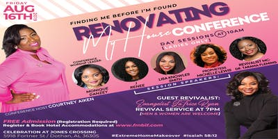 Finding Me Before I'm Found: Renovating my House Conference