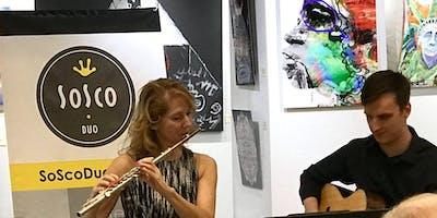 """The Best of SoSco Flute & Guitar Duo"""