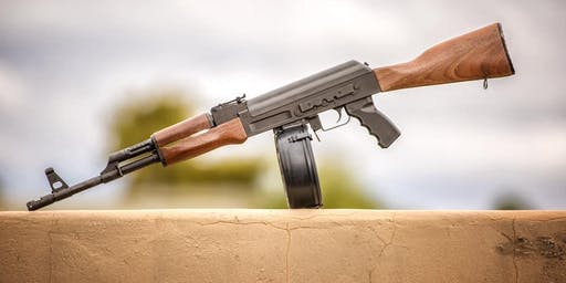 Century Arms Demo Day - Tempe