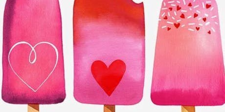 (ELGIN) Popsicle Family Paint It! Class-6/29/19 12-1pm tickets