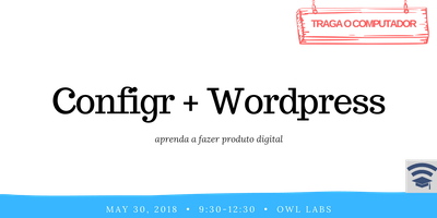 Configr + WordPress