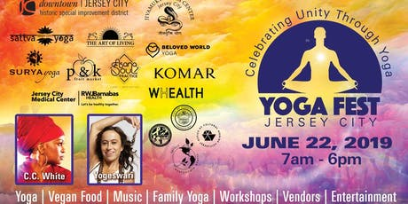 Yoga Fest Jersey City  tickets