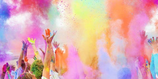Color Run at Kaleidoscope Park