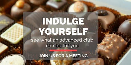 Toastmasters Advanced Club - Just Speeches tickets