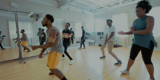 Proff Kakap3 Afrobeats Dance Workshop