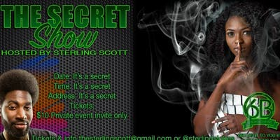 The Secret Show MAY 23rd