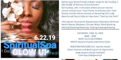 SpiritualSpa 1 Day GLOW UP Retreat