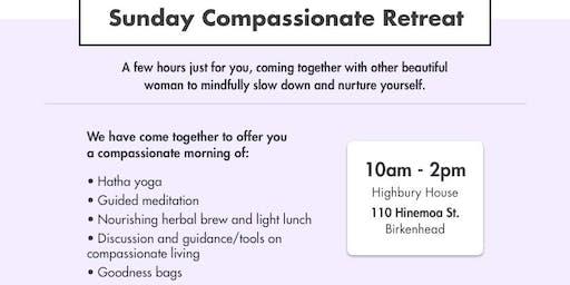 Sunday Compassionate Retreat