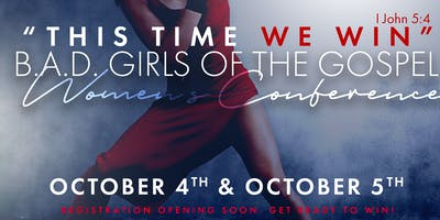 B.A.D. Girls of the Gospel Conference
