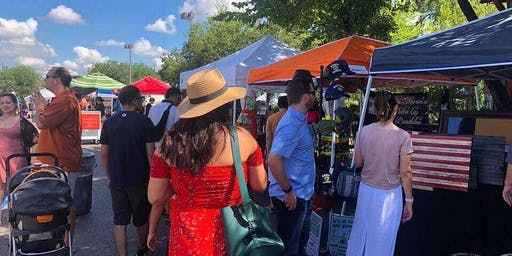 Wanderlust Market - Every 3rd Sunday