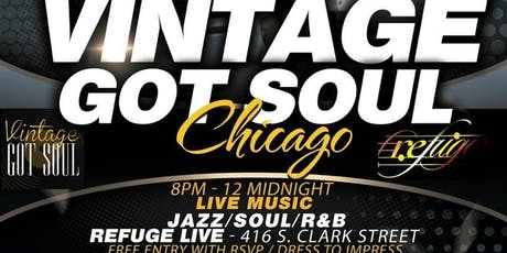 Vintage Got Soul Chicago  tickets