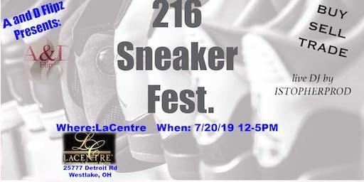 216 Sneaker Fest.