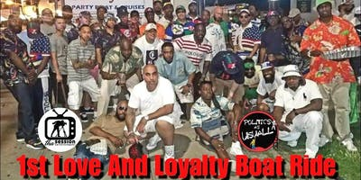 LOve & Loyalty Boat Ride #whiteanddenim