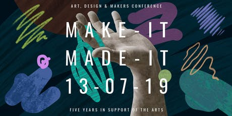 MAKE IT - MADE IT Conference 2019  tickets