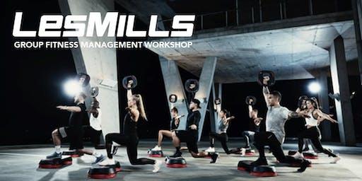 Group Fitness Management Workshop - DOHA
