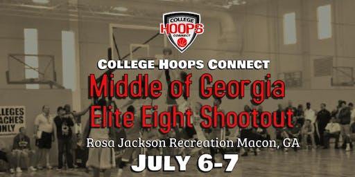 Middle of GA Elite Eight Shootout