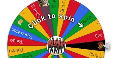 Spin 2 Win VIP Tickets to 90's SuperGroups SOLO & HI-FIVE