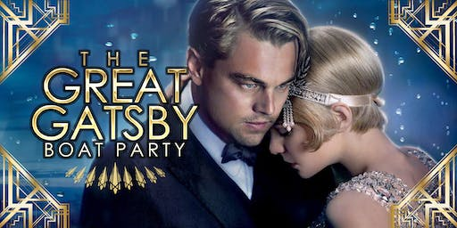 Great Gatsby Boat Party August (Last one for 2019)