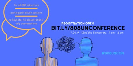 808 Unconference for Educators tickets