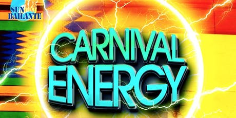 Notting Hill Carnival 2019 Warmup Party - CARNIVAL ENERGY tickets