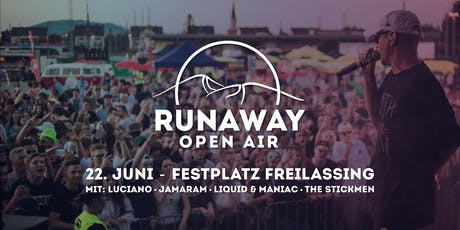 Runaway Open Air 2019 Tickets