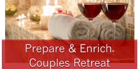 3.8 - Prepare and Enrich Marriage/Couples Retreat: Blue Ridge, GA tickets