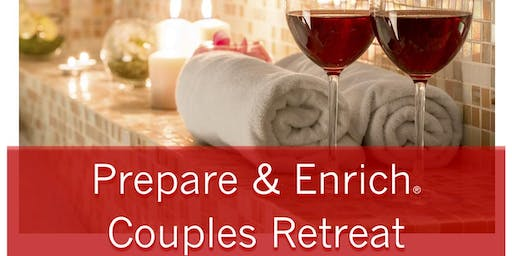 3.15 - Prepare and Enrich Marriage/Couples Retreat: Blue Ridge, GA