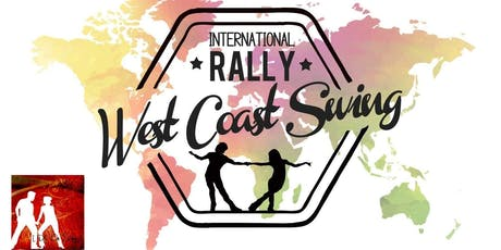 FLASHMOB INTERNATIONNAL RALLY WEST COAST SWING billets