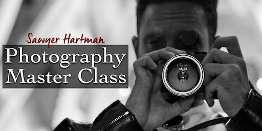 Sawyer Hartman's Intensive 2 Day Photography Masterclass