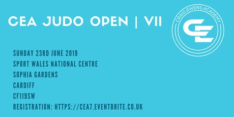 CEA Judo Open | VII tickets