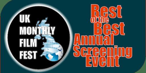 UK Monthly Film Festival 2019