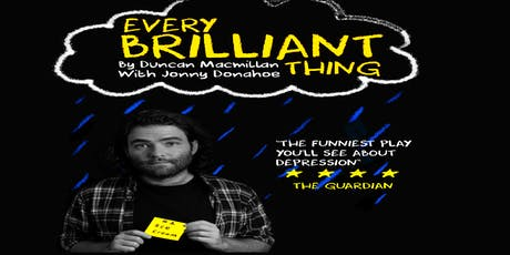 Every Brilliant Thing tickets