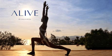 Power Yoga con Giulia biglietti