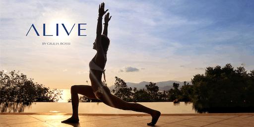 Power Yoga con Giulia