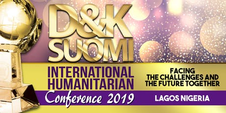 International Humanitarian Conference 2019 tickets