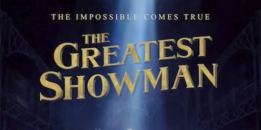 Outdoor Cinema in Ammanford Park - The Greatest Showman